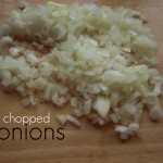 chopped-onions