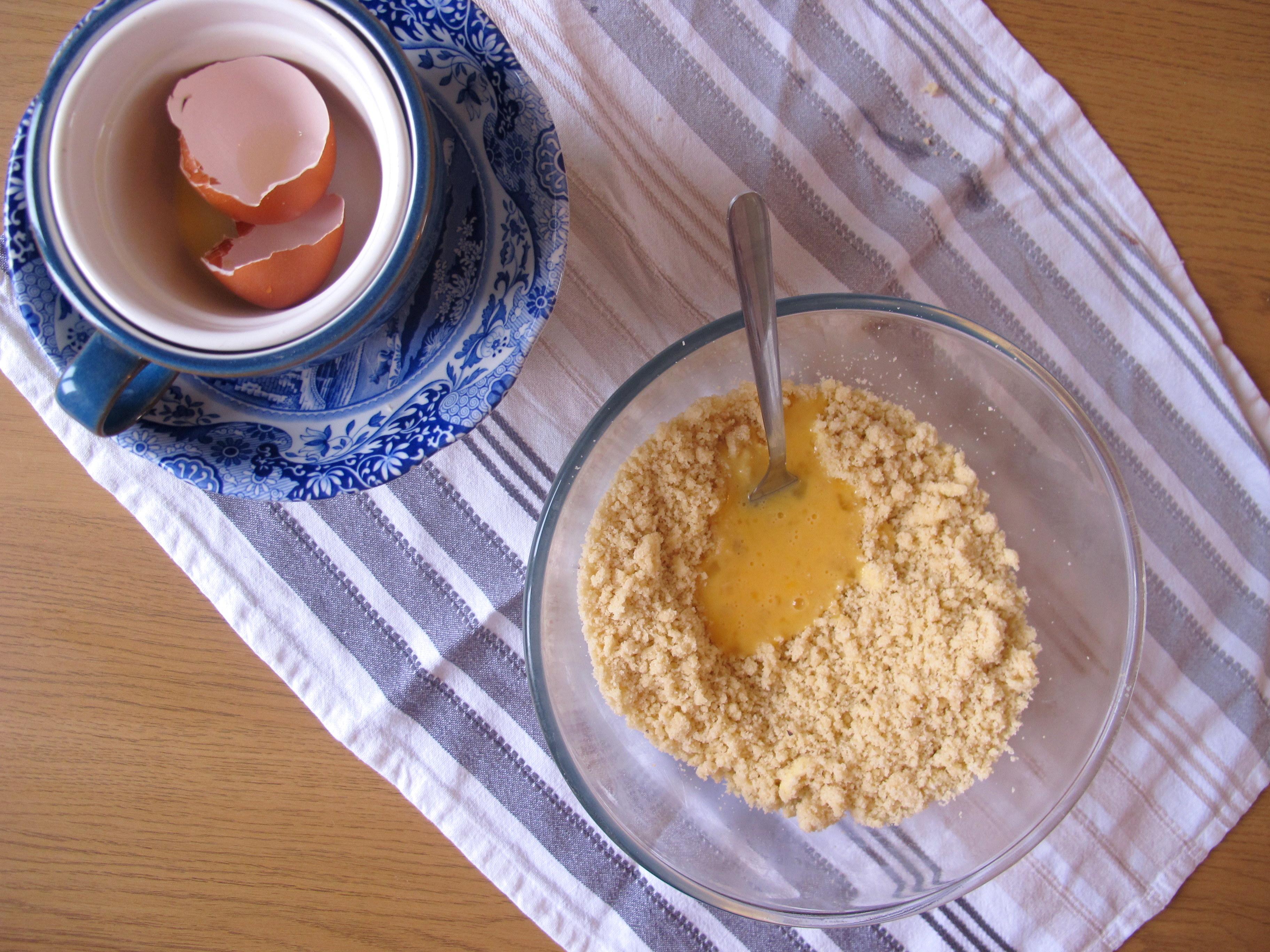 Peach Pistachio And Ricotta Torte