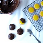 Homemade Orange and Cardamom Jaffa Cakes