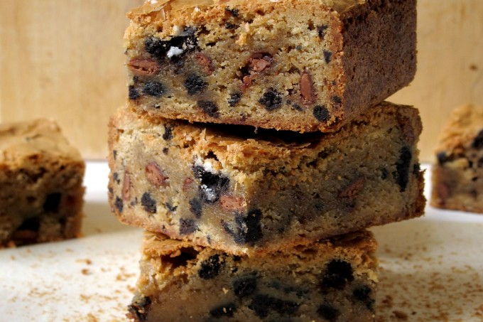 Oero Chocolate Chip Blondies